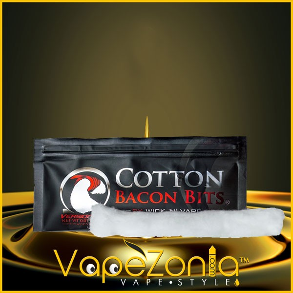 Cotton Bacon Bits by Wick N Vape 2 gm