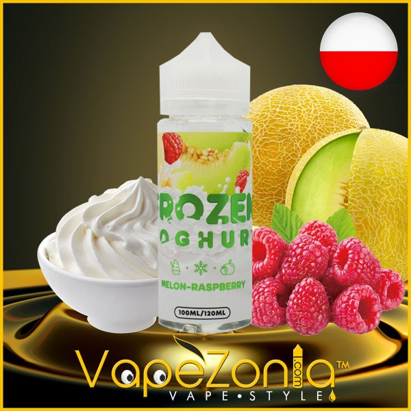 Frozen Yoghurt MELON RASPBERRY 100 ml