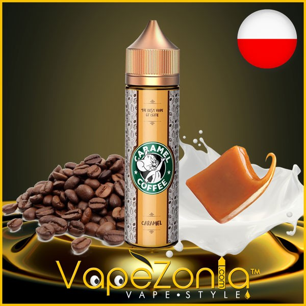 Coffee eliquids CARAMEL 50 ml