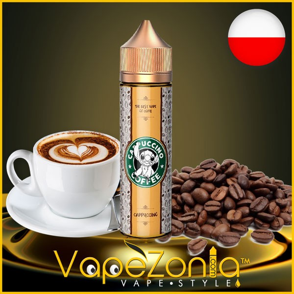 Coffee eliquids CAPPUCCINO 50 ml