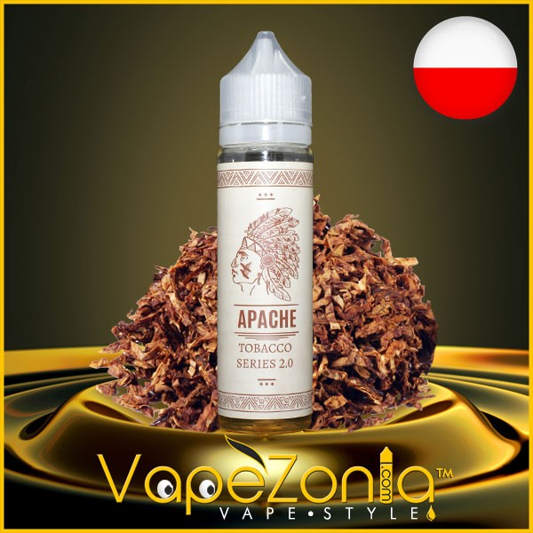 Tobacco Indian Liquid APACHE 50 ml