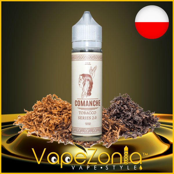 Tobacco Indian Liquid COMANCHE 50 ml