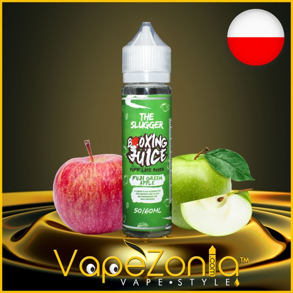 Boxing Juice FUJI GREEN APPLE 50 ml