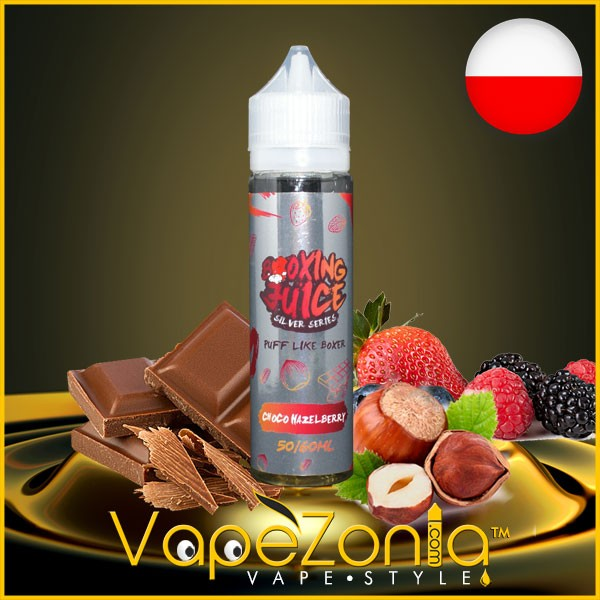 Boxing Juice CHOCO HAZELBERRY 50 ml
