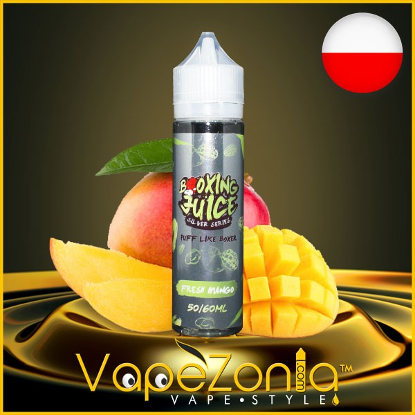 Boxing Juice FRESH MANGO 50 ml