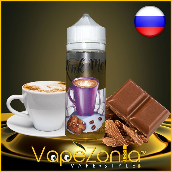 Drink me eliquid MOCACCINO 50 ml