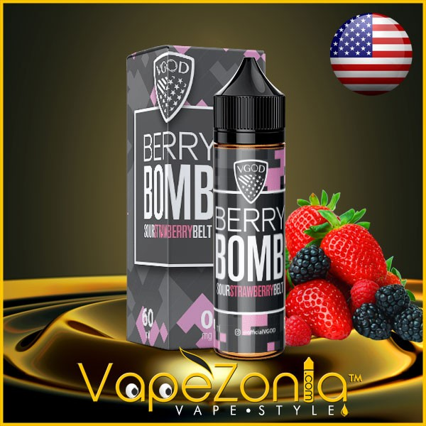 Berry Bomb de VGOD eJuice 50 ml