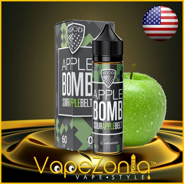 Apple Bomb de VGOD eJuice 50 ml