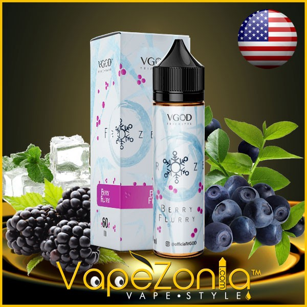 BERRY FLURRY de VGOD eJuice 50 ml