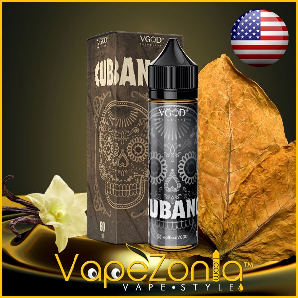 CUBANO de VGOD eJuice 50 ml