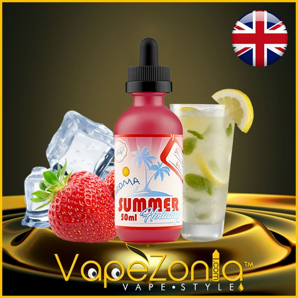 Dinner Lady Strawberry Bikini - Summer Holidays 50 ml