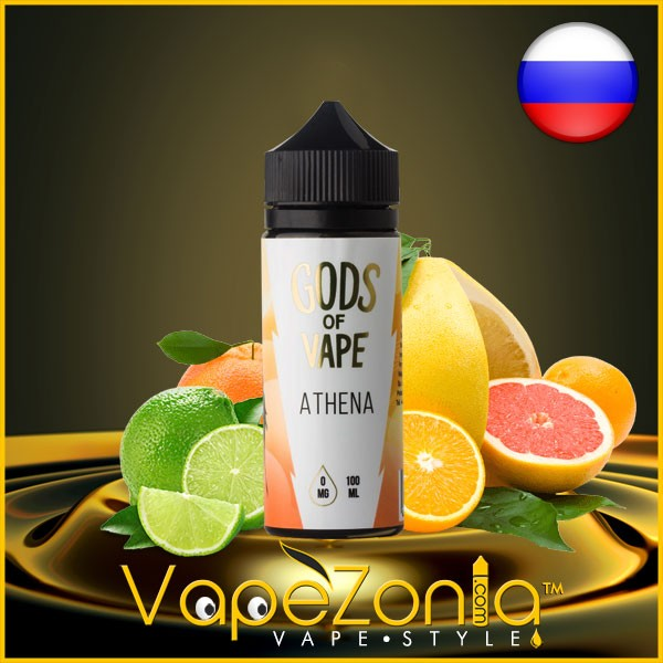 Gods Of Vape ATHENA 100 ml