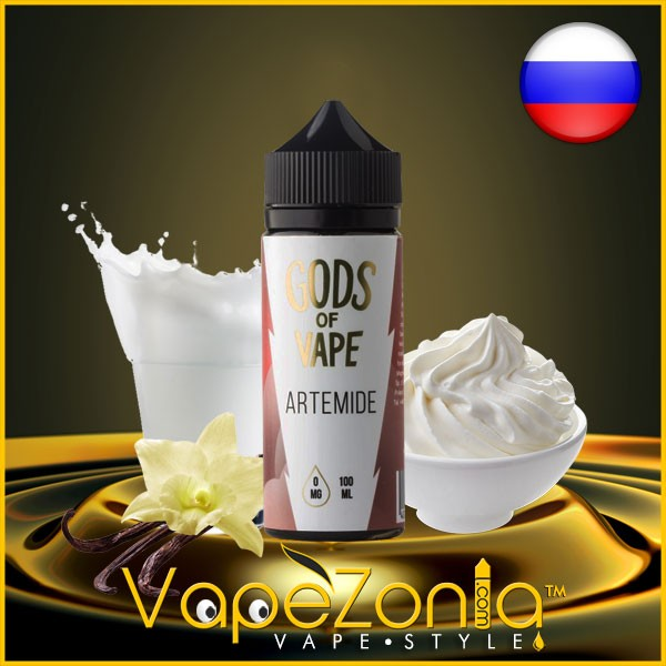 Gods Of Vape ARTEMIDE 100 ml