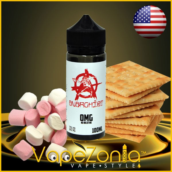 ANARCHIST eliquid WHITE 100 ml