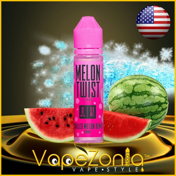 Melon TWIST eliquids CHILLED MELON REMIX 50 ml