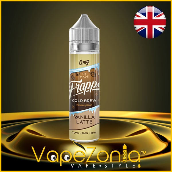 Frappe Cold Brew VANILLA LATTE 50 ml