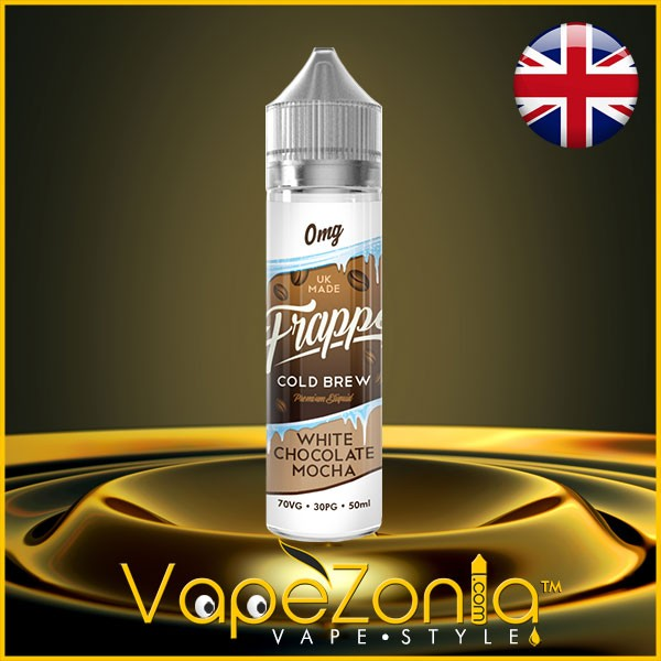 Frappe Cold Brew WHITE CHOCOLATE MOCHA 50 ml