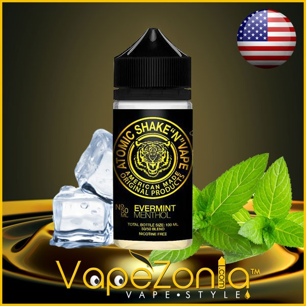 EVERMINT MENTHOL Atomic by Halo 50 ml