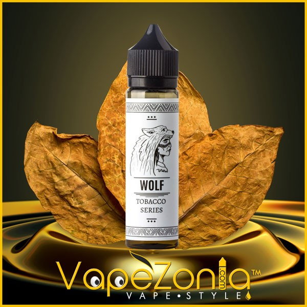 Tobacco Indian Liquid WOLF BLACK 50 ml