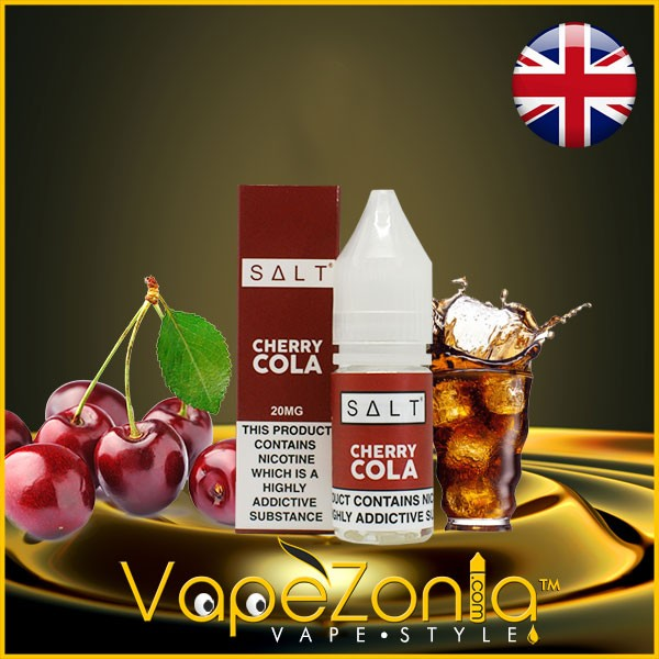 SALT nic CHERRY COLA 10 ml 20 mg