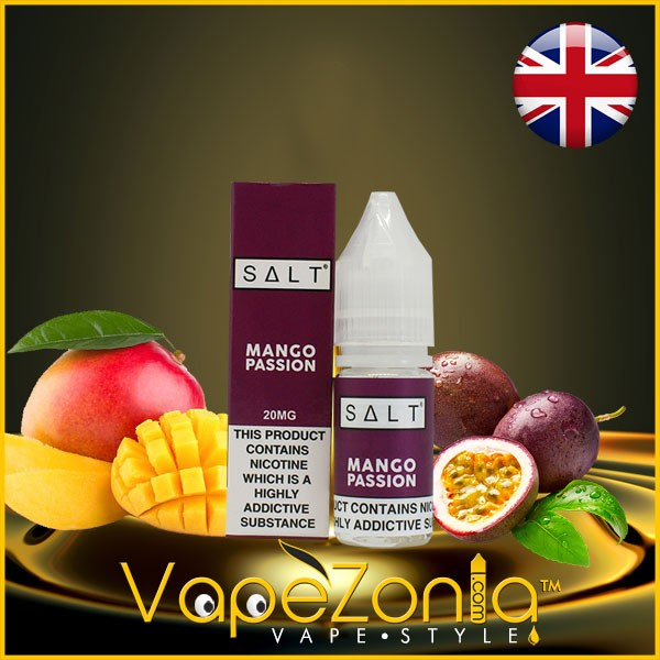 SALT nic MANGO PASSION 10 ml 20 mg