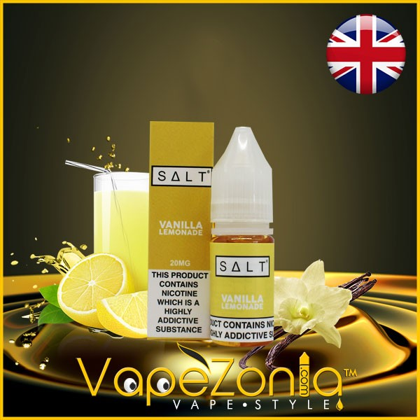 SALT nic VANILLA LEMONADE 10 ml 20 mg