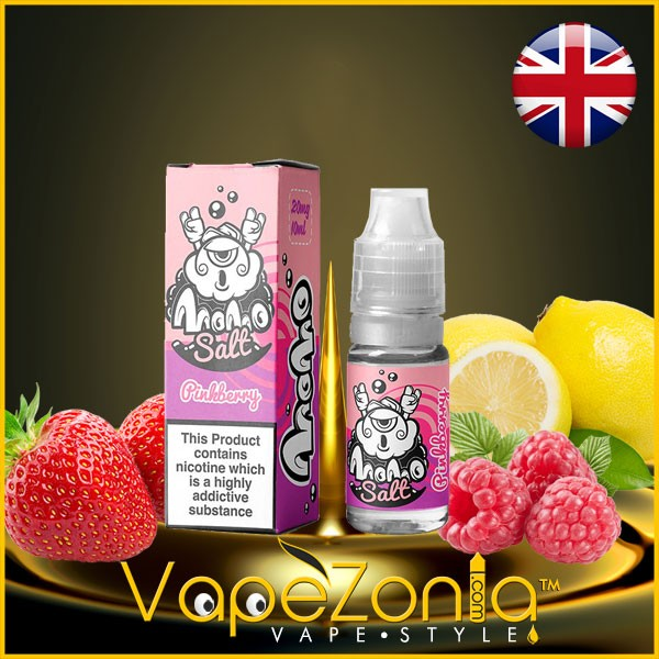 Momo Salt PINKBERRY 10 ml 20 mg