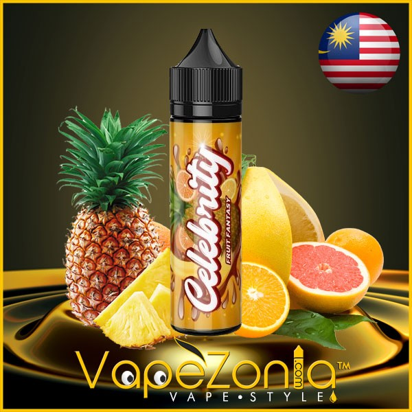 Celebrity e liquid FRUIT FANTASY 50 ml vape shop Valencia