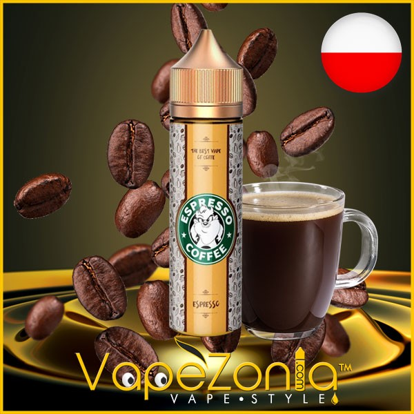 Coffee e liquid ESPRESSO 50 ml vape shop Barcelona