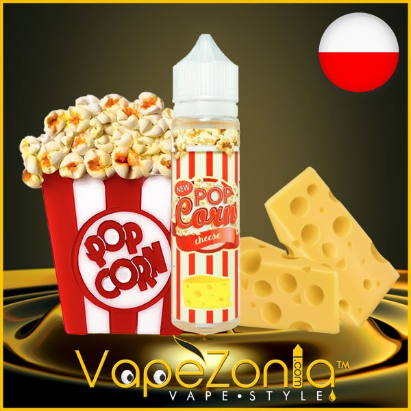 Pop Corn e liquid CHEESE 50 ml vape shop Barcelona