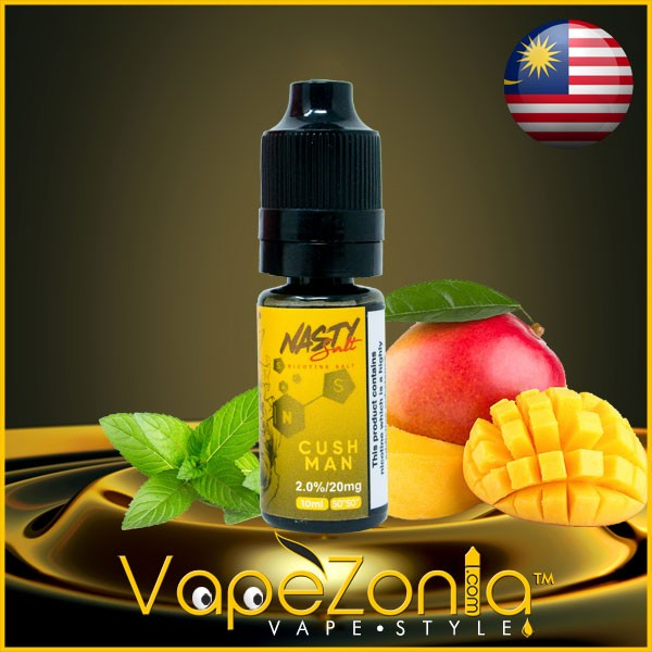Nasty Salt CUSH MAN 10 ml sales de nicotina