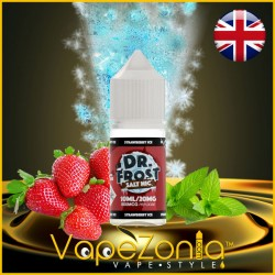 Dr. Frost Salt Nic STRAWBERRY ICE 10 ml