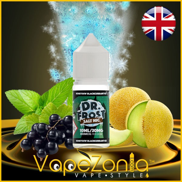 Dr. Frost Salt Nic HONEYDEW BLACKCURRANT ICE 10 ml