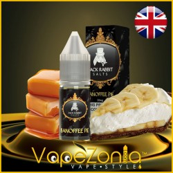 Jack Rabbit Salts BANOFFEE PIE 10 ml