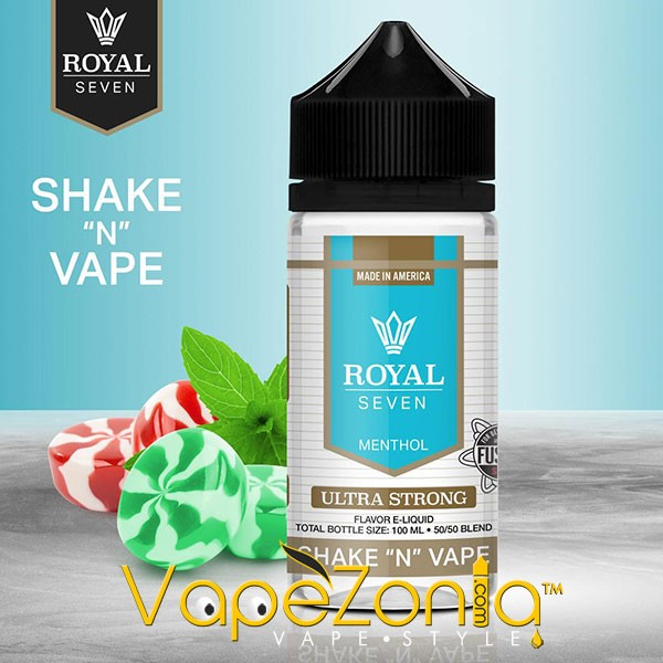 Royal Seven by Halo ULTRA STRONG 50 ml vape shop