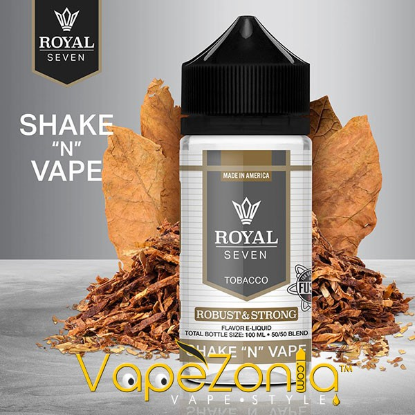 Royal Seven by Halo ROBUST & STRONG 50 ml vape shop
