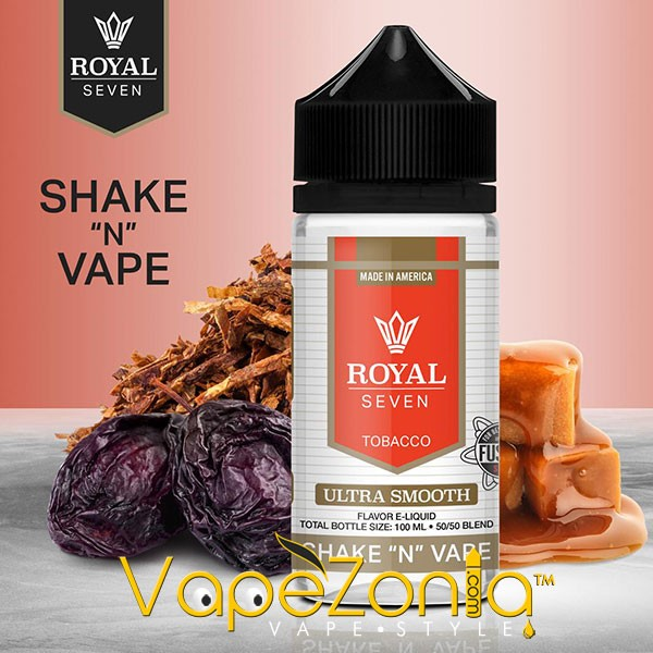 Royal Seven by Halo ULTRA SMOOTH 50 ml vape shop Portugal