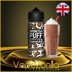 Moreish Puff Shakes CHOCOLATE 100 ml
