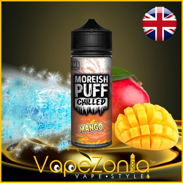 Moreish Puff Chilled MANGO 100 ml