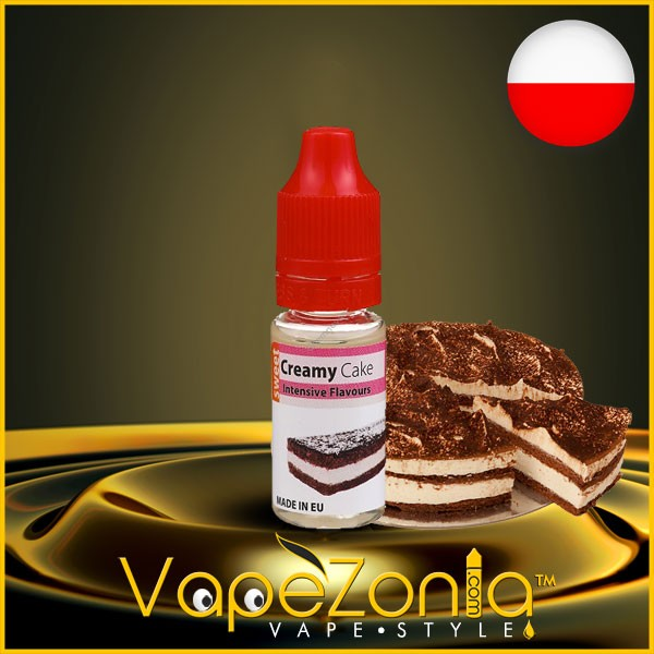 Molin Berry Creamy Cake 10 ml