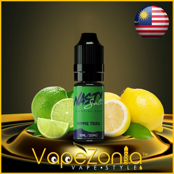 Nasty Salt HIPPIE TRAIL 10 ml sales de nicotina