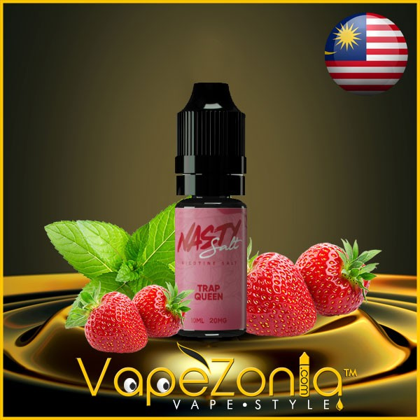 Nasty Salt TRAP QUEEN 10 ml sales de nicotina