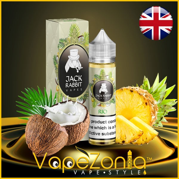 Jack Rabbit Vapes RIO 50 ml
