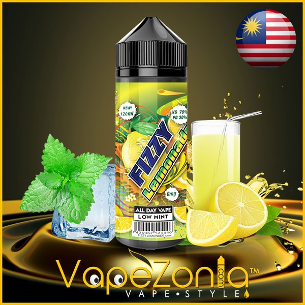 Fizzy Juice LEMONADE 100 ml