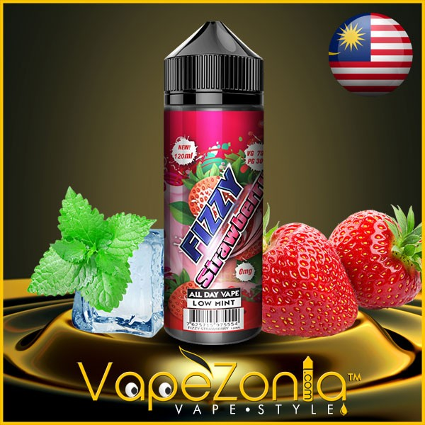 Fizzy Juice STRAWBERRY 100 ml