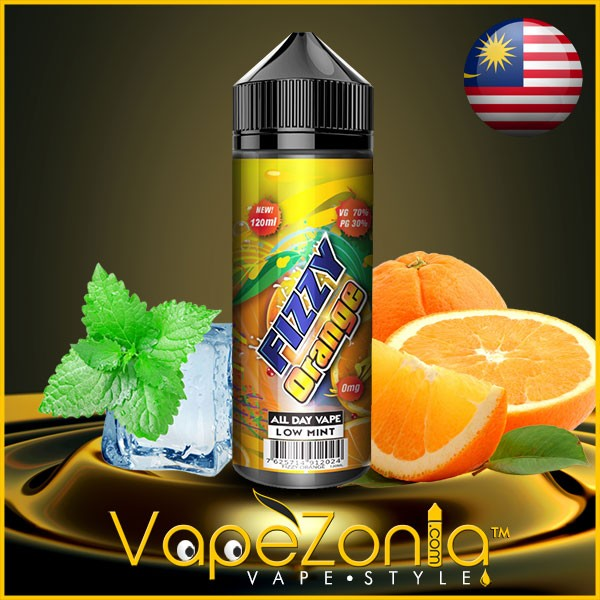 Fizzy Juice ORANGE 100 ml