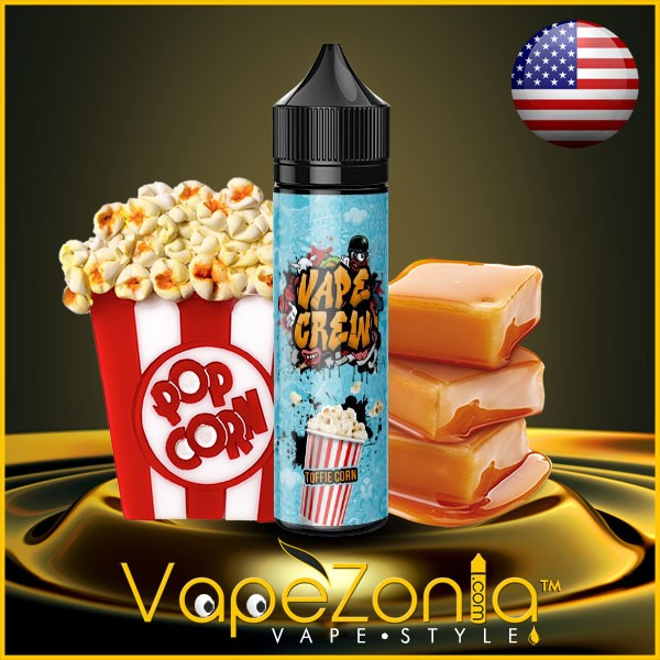 Vape Crew TOFFIE CORN 50 ml