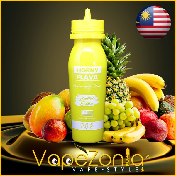 Horny Flava POB 100 ml vape shop on line