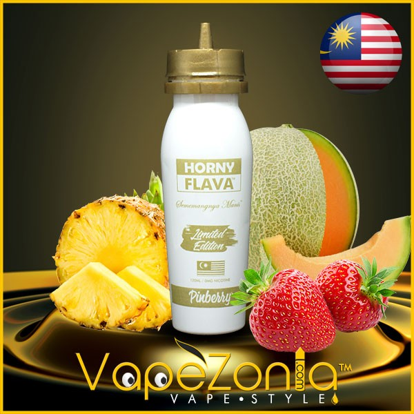 Horny Flava PINBERRY 100 ml