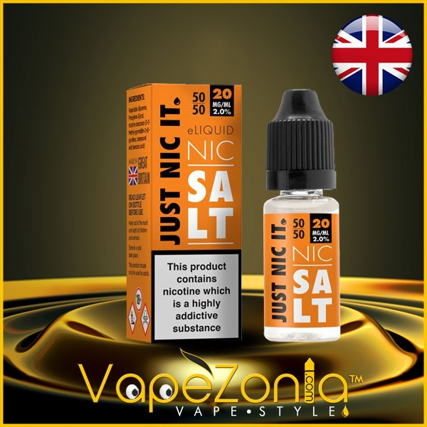 JUST NIC IT NIC SALT 20 mg 10 ml
